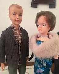 The Look of Love ❤️ (Fussywickett) Tags: tammy barbie vintage doll fashion ted ideal ross tinacassini cassini tina