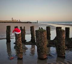 Vlissingen avondgloren (Omroep Zeeland) Tags: ondergaandezon vlissingen zeeland walcheren natuur zon weerfoto meteogroup buienradar wolken kersttijd kerst