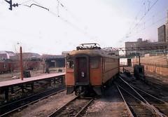 South Shore 14 Randolph St June 1979 1 (jsmatlak) Tags: chicago south shore line nictd indiana electric railway interurban train