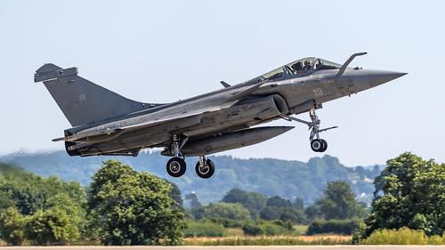 French Navy Dassault Rafale M 19