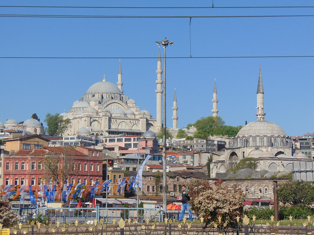 The World's Best Photos of istanbul and muezzin - Flickr