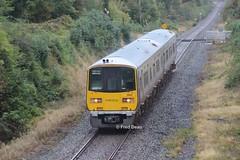 Irish Rail 2814/13 + 2801/02 at Roscam. (Fred Dean Jnr) Tags: iarnrodeireann irishrail 2814 2813 2801 2802 roscam galway september2016 tokyu railcar 2800class