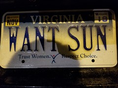 Want Sun (Gamma Man) Tags: licenseplate plate rva ric va virginia richmond richmondva richmondvirginia elichristman elijahchristman elijameschristman elijahjameschristman elichristmanrva elijahchristmanrva elichristmanrichmondva elichristmanrichmondvirginia elijahchristmanrichmondva elijahchristmanrichmondvirginia vanitytag numberplate wankertag customnumberplate vanityplate