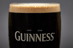Guinness (Bernie Condon) Tags: guinness glass beer stout irish drink nectar head black white liquid