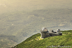 Observatory (Ivan Berta) Tags: slovakia europe green light holiday summer observatory architecture building nature scenery wood forest view tatras slovensko slovak republic