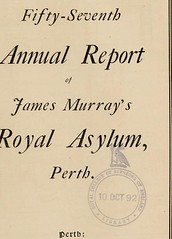 This image is taken from The fifty-seventh annual report of James Murray's Royal Asylum, Perth (Medical Heritage Library, Inc.) Tags: james murrays royal asylum for lunatics hospitals psychiatric perthshire scotland wellcomelibrary ukmhl medicalheritagelibrary europeanlibraries date1884 idb30317198