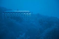 Ghost Hotel... (Gisou68Fr) Tags: hôtel désaffecté markstein lemarkstein alsace hautrhin grandest france hiver winter neige snow givre frost brouillard brume fog mist hotel montagne mountain