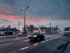 #Warszawa #morning #sunrise (Andrii Radohuz) Tags: sunrise warszawa morning