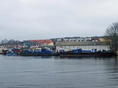 Alpinur Gryfino (Parchimer) Tags: wasserbau workboats arbeitsschiff hebeponton greifenhagen gryfino odra oder