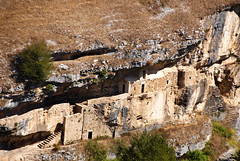 "070911-21_Majella_242 (hoffman) Tags: abandoned abruzzo ancient archeological archeology caramanicoterme daylight gorge historical horizontal italy maiella majella natural nature nobody outdoors ravine remains rocks ruins rural rustic scenery scenic settlement davidhoffman davidhoffmanphotolibrary socialissues reportage stockphotos""stock photostock photography"" stockphotographs""documentarywwwhoffmanphotoscom copyright"