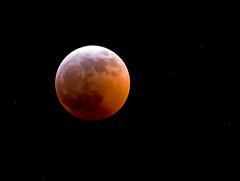 Lunar Eclipse (monon738) Tags: moon supermoon bloodmoon eclipse wolfmoon lunar fullmoon astronomy space night telephoto pentax k3 indiana sky universe black luna 300mm smcpda300mmf40edifsdm