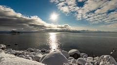 Sometimes (Cajofavi) Tags: fs190203 frihet freedom fotosondag sea sky water horizon kalmar öland sweden sun