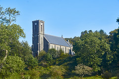 St. Marys Church, Arisaig, Scotland (imagesbyhmck) Tags: belltower church placeofprayer placeofworship prayer religion religious worship stmaryschurcharisaig christian romancatholic greatbritain arisaig flickr highlandregion invernesshire lochaber scotland southmorar unitedkingdom