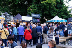 20190315-04-Franko Street Eats Market (Roger T Wong) Tags: 2019 australia franklinsquare franko frankostreeteats hobart rogertwong sel24105g sony24105 sonya7iii sonyalpha7iii sonyfe24105mmf4goss sonyilce7m3 tasmania evening market park people stalls
