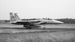 79-0005 (CR) 1985-09-20 EHSB (Gert-Jan Vis) Tags: 790005 mcdonnell douglas f15 eagle usaf usairforce soesterberg cr 32fis f15d 0562 d016