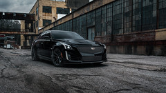 CADILLAC CTS-V 3 (Arlen Liverman) Tags: exotic maryland automotivephotographer automotivephotography aml amlphotographscom car vehicle sports sony a7 a7iii ctsv cts cadillac urban alley