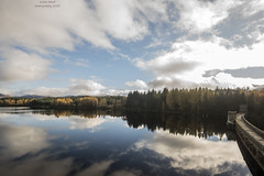 Cairngorm Reflections (handmiles) Tags: colour mountains loch reservoir outdoor outside out cairngorms nationalpark cairngormsnationalpark scotland highlands scottishhighlands countryside sky sony sonya77mark2 sonya77m2 tamron tamron1024mm wideangle mileshandphotography2018