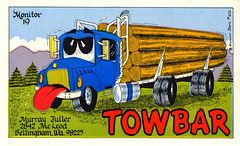 13601048 (myQSL) Tags: cb radio qsl card 1970s