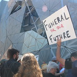 Funeral for our future - Melbourne - IMG_3634 thumbnail