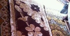 طريقة خياطة بساطات بلونين (ezo-handmade) Tags: اشغال يدوية الطرز و الخياطة بساطات خياطة