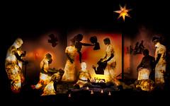 Xmas Nativity Scene