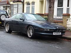 1997 BMW 840 Ci Auto (Neil's classics) Tags: vehicle car 1997 bmw 840 ci e31