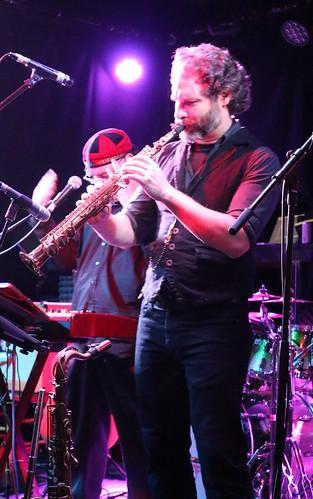 Damanek play the Boston Music Rooms.London 30th November 2018