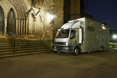 The BBC At Lichfield Cathedral, Lichfield 15/09/2018 (Gary S. Crutchley) Tags: lichfield bbc radio 4 outside broadcast sunday worship cathedral uk great britain england united kingdom urban town townscape city cityscape staffordshire staffs west midlands westmidlands nikon d800 history heritage local night shot nightshot nightphoto nightphotograph image nightimage nightscape time after dark long exposure evening travel street slow shutter raw