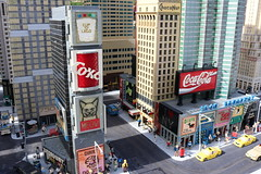 """Lego Miniland New York City: Times Square • <a style=""""font-size:0.8em;"""" href=""""http://www.flickr.com/photos/28558260@N04/31372889907/"""" target=""""_blank"""">View on Flickr</a>"""