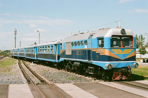 ТУ2-167, станция Царскосельская, МОЖД ©  neu_zwei
