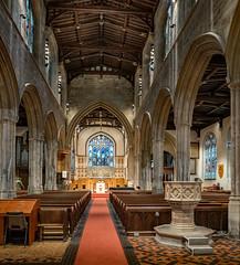 St Nicolas Church, Newbury (mikeinromsey) Tags: newbury church nicolas