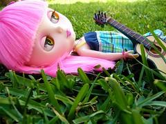 Yang Mei (Linayum2.0) Tags: blythe blythedoll takara doll dolls muñecas muñeca pink blythesimpyguava rbl custom linayum
