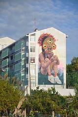 Lisboa - street art (Marvila) (jaime.silva) Tags: lisboa lisbon lisbonne lissabon lisszabon lisabona lisbona lisabon lissaboni lissabonin lisabonos lisabonas lizbon lizbona lizbonska portugal portugalia portugalsko portugália portugalija portugali portugale portugalsk portogallo portugalska portúgal portugāle painting paint spraypaint spraypainting muralpainting publicart art arte arts arteurbana urban urbanart streetart streetartist gleo