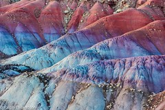 Palette in Clay (Ralph Earlandson) Tags: grandstaircaseescalante burrtrail utah sunrise desert circlecliffs coloradoplateau droh dailyrayofhope2018 abstract