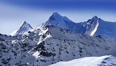 dim dom dam (art & mountains) Tags: alpi alps pennine vallese mischabel creste granito roccia ghiaccio punte alpinismo festijoch festigrat natura silenzio contemplazione imponenti hiking snowshoes esc esp gulp gasp vision dream spirit