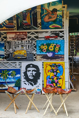 Paintings for sale in the street market, Cuba, Varadero (folomey) Tags: art caribbean cheguevara color colorful cuba cuban culture day holiday latin market outdoor painting picture retro sale souvenir souvenirs street summer tourism tourist traditional travel typical varadero vintage
