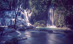 Cascada Agua Azul (DrAzteca) Tags: cascada waterfall naturaleza mexico chiapas water longexposure jungle trees