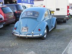 Volkswagen Beetle (Andrew 2.8i) Tags: volkswagen beetle vw bug type 1 1200 12 saloon german wales uk carspotting spotting street car cars streetspotting united kingdom road classic classics