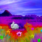 Colorful Wilderness Scene thumbnail