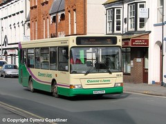 A Day in the Life (5) (Cymru Coastliner) Tags: ghacoaches dennisdartslf plaxtonmpd ba52gha bus rhyl northwales