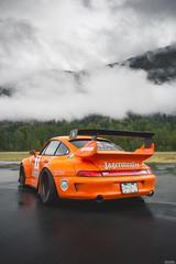 Porsche 993 RWB (Dylan King Photography) Tags: porsche 911 993 964 996 997 9972 991 9912 gt3 cup car r turbo cayenne rothmans jagermeister rwb rauhwelt begriff rauhweltbegriff rally 2018 vancouver whistler pemberton bc canada