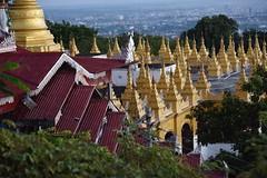 MYANMAR (gabrielebettelli56) Tags: asia myanmar mandalay tempio temple hill nikon travel viaggi