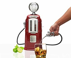 Super Cool Liquor Dispenser with Gas Pump (mywowstuff) Tags: gifts gadgets cool family friends funny shopping men women kids home
