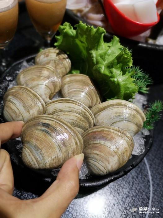 【宜蘭羅東】富美海鮮火鍋|生猛活海鮮|五星級港點 @魚樂分享誌