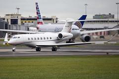 N923WC | Warner Chilcott Leasing Eqpt Inc. NJ | Gulfstream Aerospace GVI | CN 6009 | Built 2012 | DUB/EIDW 25/10/2018 | ex VQ-BNZ (Mick Planespotter) Tags: aircraft airport 2018 dublinairport collinstown sharpenerpro3 nik bizjet n923wc warner chilcott leasing eqpt inc nj gulfstream aerospace gvi 6009 2012 dub eidw 25102018 vqbnz