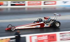 Dragster_3846 (Fast an' Bulbous) Tags: santa pod outdoor drag race car vehicle automobile nikon d7100 gimp power speed acceleration panning track strip motorsport