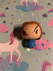 Chucky pint size heroes #childsplay #horror #chucky #pintsizehero #favorite #cute #love #hottopic (direngrey037) Tags: childsplay horror chucky pintsizehero favorite cute love hottopic