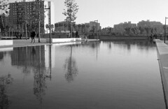 190104_Parc_Central_032 (Stefano Sbaccanti) Tags: bw blackandwhite bn parccentral valencia minox35gl kentmere400 bellinihydrofen analogicait analogue analogico argentique spain spagna selfdeveloped 2019 city