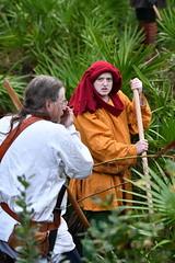 EEF_7655 (efusco) Tags: boar medieval spear brambleschoolearteofthehunt bramble schoole military arts academy florida ferel hog pig