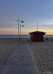 segurdecalafell_20181223_2006 (Kilian Ubeda Cano) Tags: playa beach tarragona segur calafell agua mar atardecer sunset sony a7
